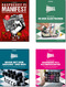 Buchpaket PC & Elektronik - Elektrotechnik, 3D-Druck, Maker (4 Bücher)
