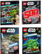 LEGO® STAR WARS™ Aktionspaket (4 Bücher inkl. Minifigur)