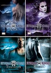 Eternal Riders - Buchpaket (4 Bücher)
