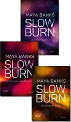 Slow Burn - Buchpaket (Band 1-3)