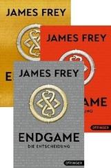 Endgame - Die komplette Trilogie (3 Bücher)