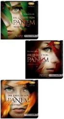 Die Tribute von Panem - Die komplette Trilogie (Hörbuch-Paket, 6 MP3-CDs)