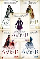 Die Chroniken von Amber - Fantasy-Paket (Band 1-5)