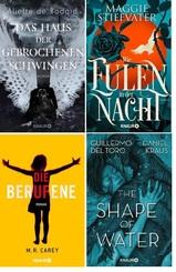 Fantastische Geschichten - Fantasy-Paket (4 Bücher)