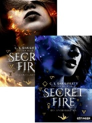 Secret Fire - Buchpaket (2 Bücher)