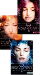 Kings & Fools - Buchpaket (Band 1-4 in zwei Doppelbände)