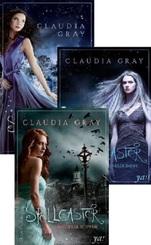Spellcaster - Die komplette Trilogie (3 Bücher)
