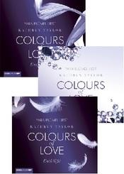 Colours of Love - Hörbuch-Paket (3 Hörbücher)