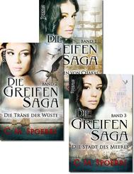 Die Greifen Saga - Die komplette Trilogie (3 Bücher)