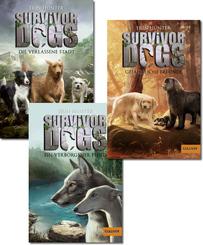 Survivor Dogs - Buchpaket (Band 1-3)