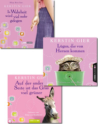 Kerstin Gier Hörbücher - Bestseller-Paket (3 Hörbücher)