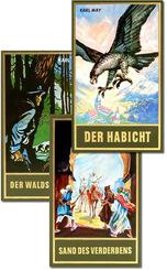 Karl May - Buchpaket (3 Bücher)