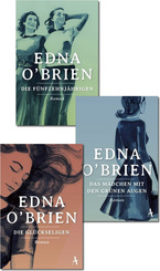 Edna O`Brien - Die komplette Country-Girls-Trilogie (3 Bücher)