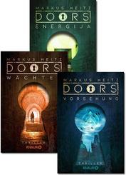 DOORS - Die komplette 2 Staffel (3 Bücher)