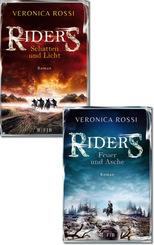 Riders - Die komplette Serie (2 Bücher)