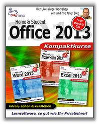 Home & Student Office 2013 - Kompaktkurs - Video-Training (DOWNLOAD)