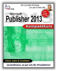 Publisher 2013 - Kompaktkurs (DOWNLOAD)