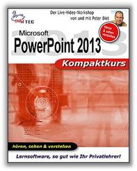 PowerPoint 2013 - Kompaktkurs (DOWNLOAD)