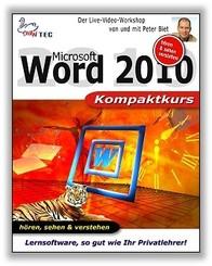 Word 2010 - Kompaktkurs - Video-Training (DOWNLOAD)