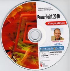 PowerPoint 2010 Kompaktkurs - Video-Training (DOWNLOAD)