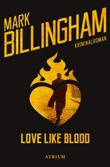 Love Like Blood (eBook, ePUB)