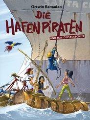 Die Hafenpiraten und das Geisterschiff (Bd. 3) (eBook, ePUB)