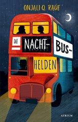 Die Nachtbushelden (eBook, ePUB)