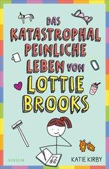 Das katastrophal peinliche Leben von Lottie Brooks (eBook, ePUB)