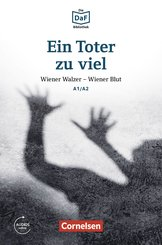 Die DaF-Bibliothek: Ein Toter zu viel, A1/A2 (eBook, ePUB)