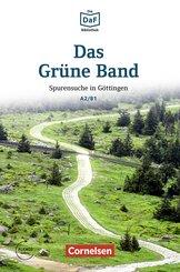 Die DaF-Bibliothek: Das Grüne Band, A2/B1 (eBook, ePUB)