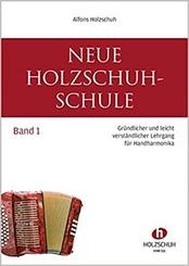 Schule für diatonische Handharmonika (Deutsch) Musiknoten