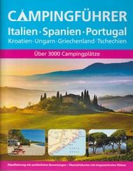 Campingführer - Italien - Spanien - Portugal