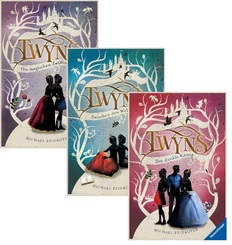 Twyns - Die kompletteTrilogie (3 Bücher)