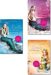 Emily Windsnap - Kinderbuch-Paket (Band 1-3)