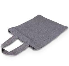 Büchertasche Basic - graumeliert
