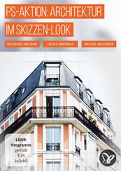 PS-Aktion Architektur: Skizzen-Look für Gebäude und Räume