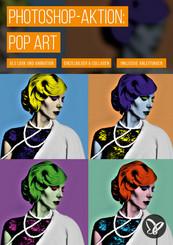PS-Aktion Pop Art: Look und Animation