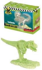 Leuchtendes Dino-Skelett zum Ausgraben (VE:16 Stück)