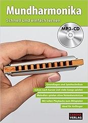 CASCHA Mundharmonika - Schnell und einfach lernen