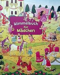 Wimmelbuch für Mädchen