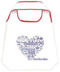 Faltbare Einkaufstasche - Amsterdam