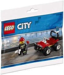LEGO® CITY Feuerwehr-Buggy (30361)