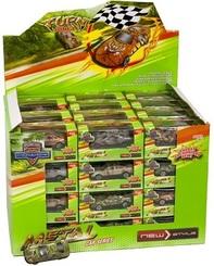 Spielzeugauto Metal Car Serie - Fury Jungle (1 Stück)