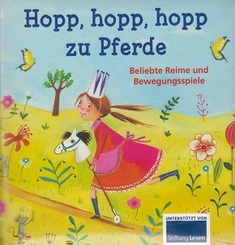 Hopp, hopp, hopp zu Pferde