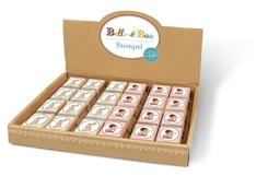 Belle & Boo Stempel (24 Stück)