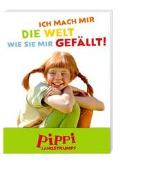 Pippi Langstrumpf - Notizblock