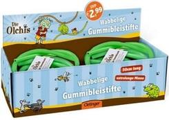 Die Olchis - Wabbeliger Gummibleistift (12 Stück)