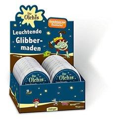 Die Olchis - Leuchtende Glibbermaden (16 Dosen)