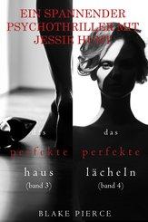 Psychothriller-Paket mit Jessie Hunt: Das perfekte Haus (#3) und Das perfekte Lächeln (#4) (eBook, ePUB)