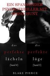 Psychothriller-Paket mit Jessie Hunt: Das perfekte Lächeln (#4) and Die perfekte Lüge (#5) (eBook, ePUB)